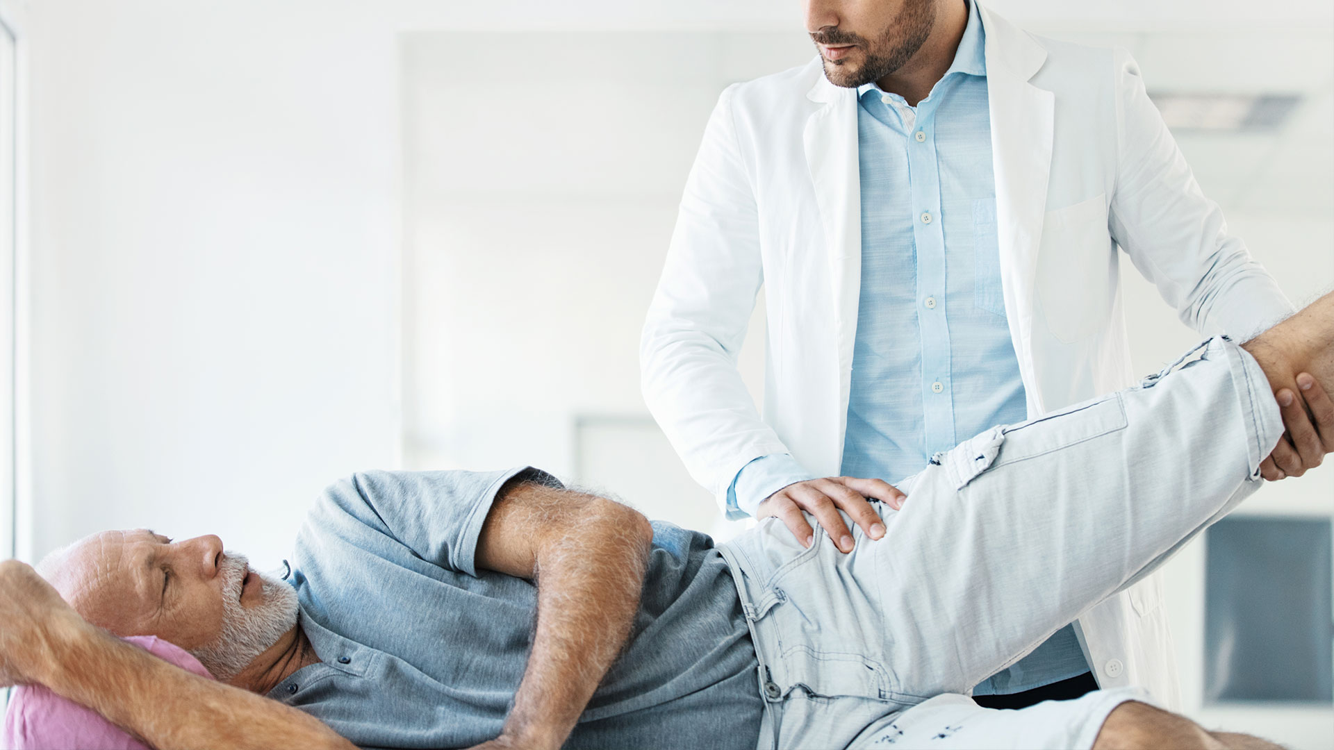 Stem Cell Therapy over Hip Replacement